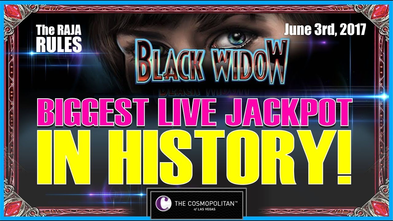 black widow slot game online