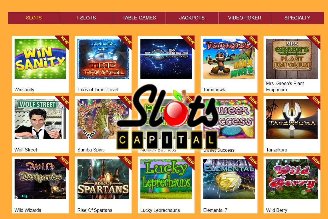 Slots Capital Casino Bonuses and Promotions.You can start your casino experience with a no-deposit bonus at Slots Capital.You can use this free money to play a variety of slots.Our Slots Capital online casino review team thought this was an absolute no-brainer whether you're a serious slot player or thinking about playing at an online casino for the first time/5.