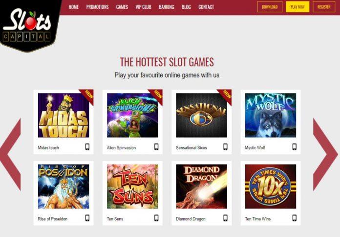Slot Capital