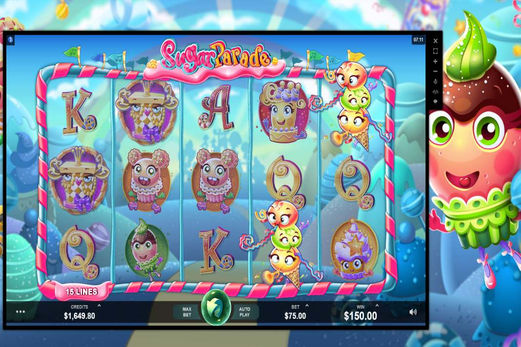 Spiele Sugar Parade - Video Slots Online