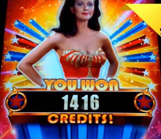Spiele Wonder Woman Jackpots - Video Slots Online