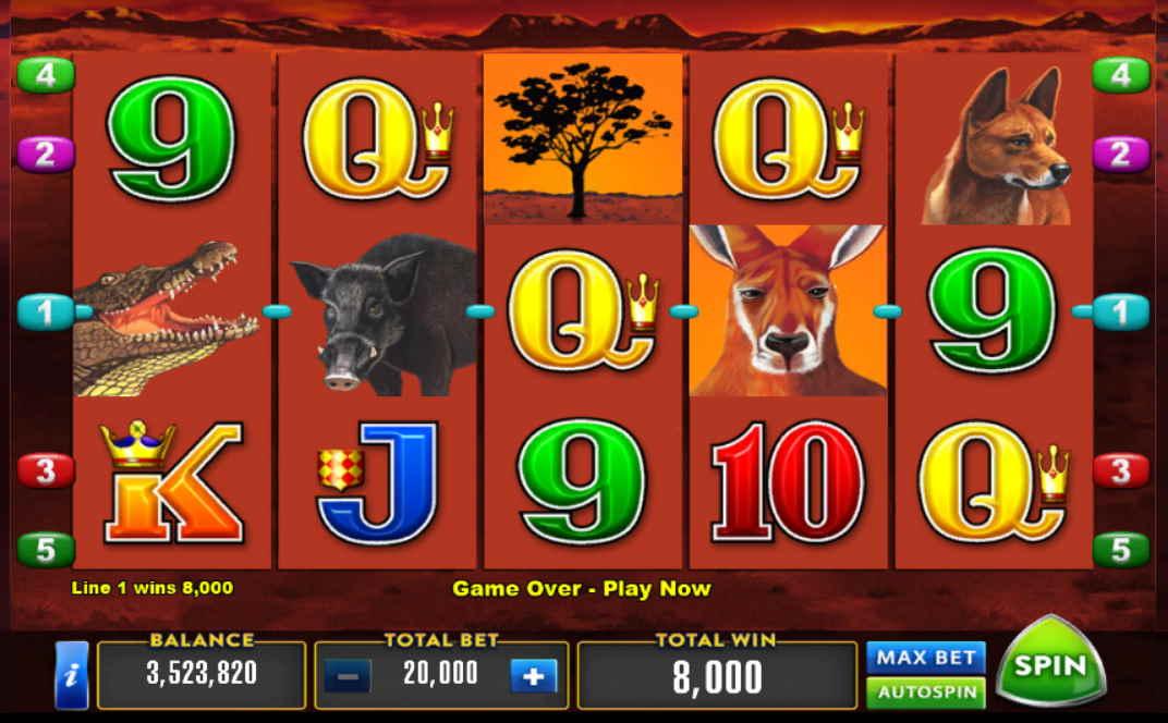 Big Red Free Slots
