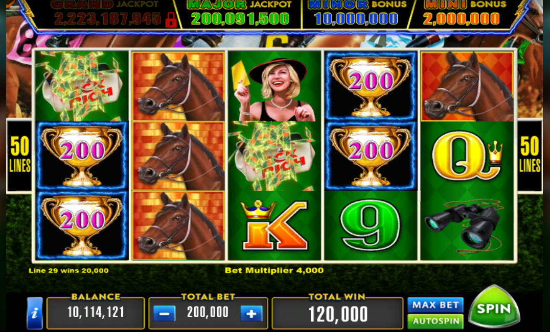 Spiele Lightning Horseman - Video Slots Online
