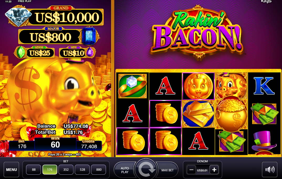 Ags slots online review free to play ags slot machines