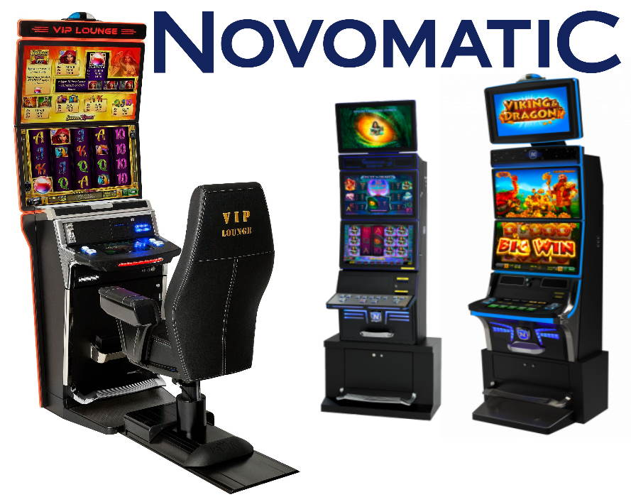 Novomatic Best Slots